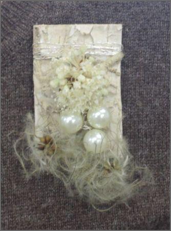 Novembre 2014 - Bijou floral