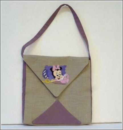Sac besace Minnie