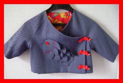 Cache-coeur poisson