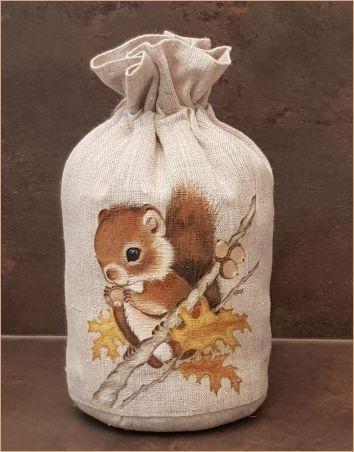 Cale porte écureuil