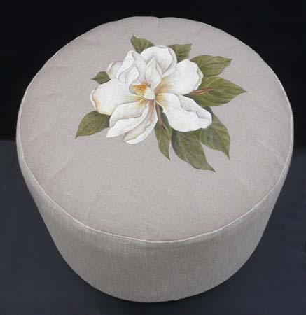 Pouf magnolia