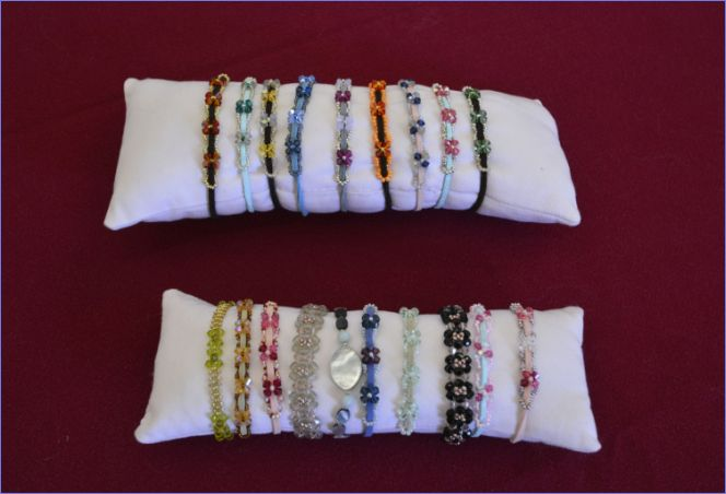 2017 Bijoux : Bracelets