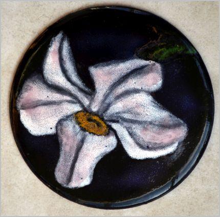 Emaux : Fleur