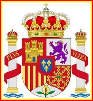 Armoiries d'Espagne