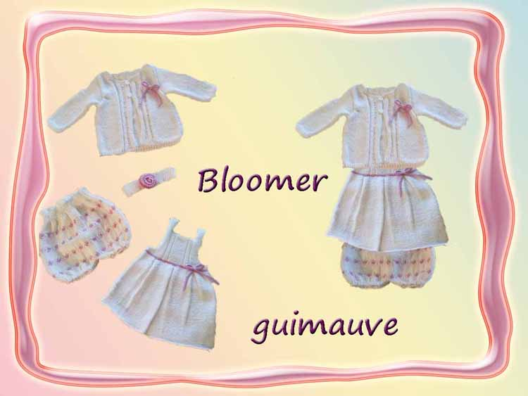 Bloomer guimauve