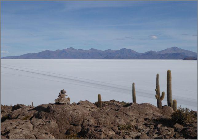 Voyage 2017 avec Nelly en Bolivie : désert de sel