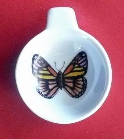 Coupelle papillon
