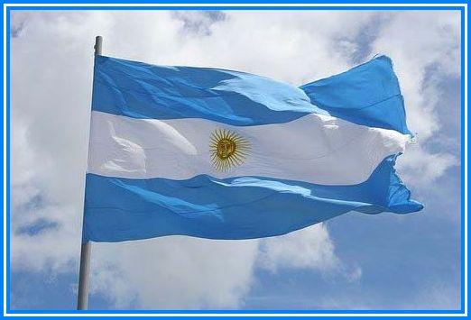 Drapeau d'Argentine