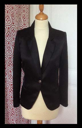 La petite veste noire