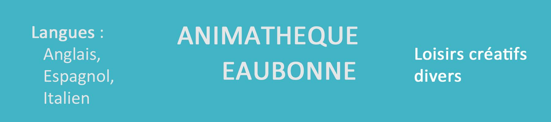 Animathèque Eaubonne